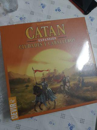 juego de mesa Catan .