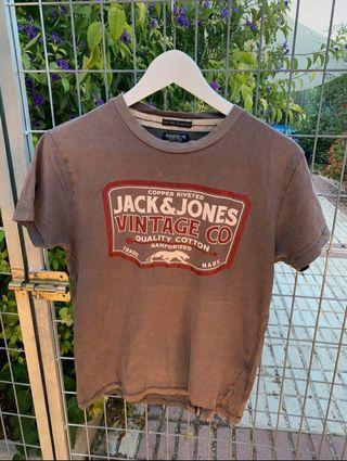 Camiseta JACK&JONES vintage