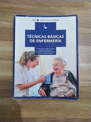 """Libro """"Técnicas Básicas de Enfermería"""""""