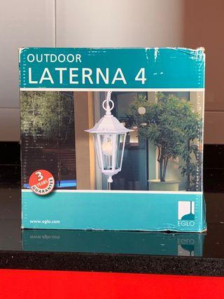 Farolillos / lámparas colgantes de exterior