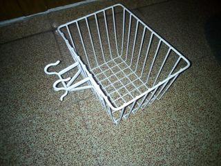cesta para bicicleta de paceo