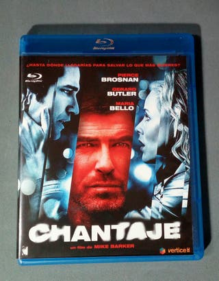 CHANTAJE. BLU-RAY