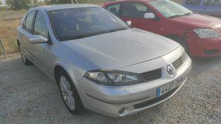 Renault Laguna xenon GPS PEGATINA VERDE2005