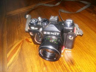 cámara de fotos zenit