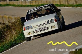Citroen ax sport francés 1987