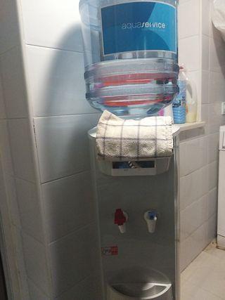 dispensador agua caliente/fria
