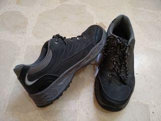Zapatillas trekking mujer impermeables talla 41