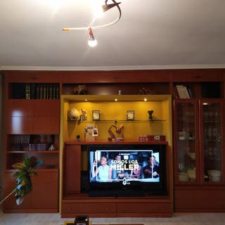 Mueble de salón, boiserie