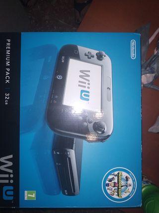 Consola Wii U + 2 juegos