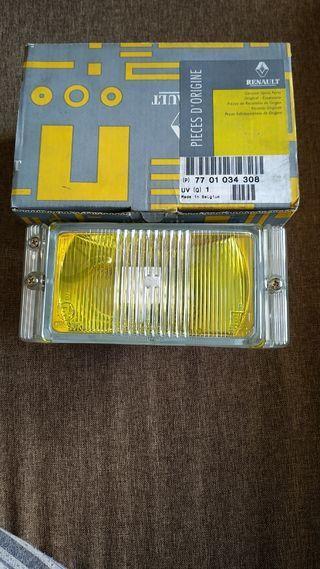 faro antiniebla Clio 16v Clio Williams