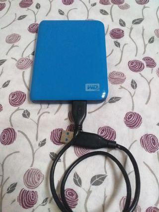 disco duro 500gb pequeño y rapido