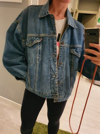 auténtico chaquetón LEVIS