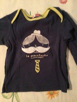 Camiseta de bebé 23 meses