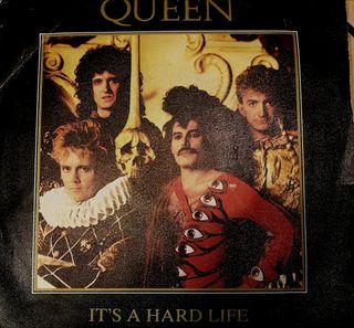 "vinilo Queen 7"""