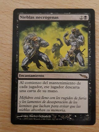 Cartas Magic.