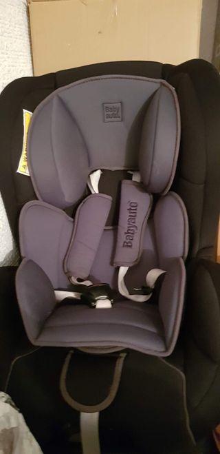silla de coche para bebé grupo 1