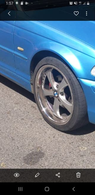 "llantas BMW E46 18"""