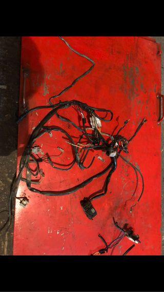 Instalación eléctrica rieju RR-RJ