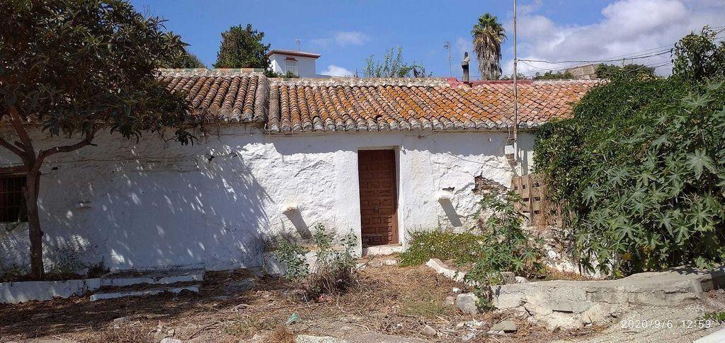 Cortijo en venta en Benajarafe Almayate en Vélez-Málaga (Almayate, Málaga)