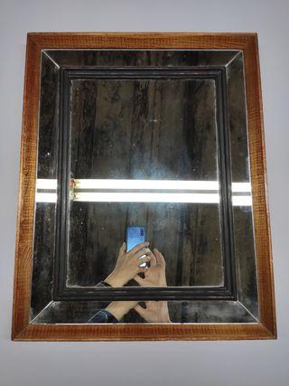 Espejo antiguo peq