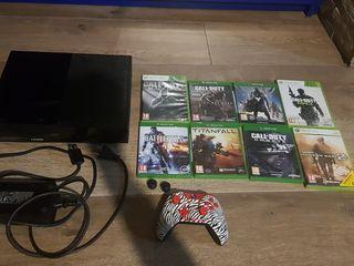 Xbox One +45 Juegos y Mando