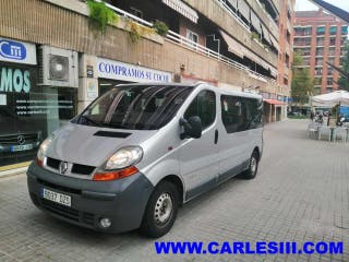Renault Trafic Combi 9 29 Largo Normal 1.9dCi 100