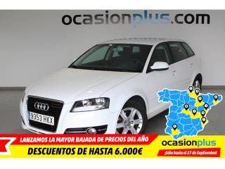 Audi A3 Sportback Attraction 1.6 TDI 77 kW (105 CV)
