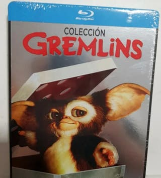 BLU-RAY - Pack Gremlins 1 y 2 STEELBOOK
