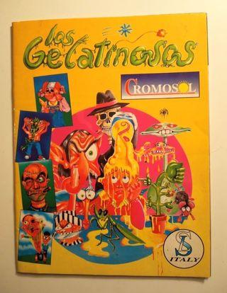 àlbum los gelatinos completo rareza