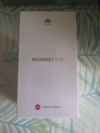 Huawei P30 nuevo con factura