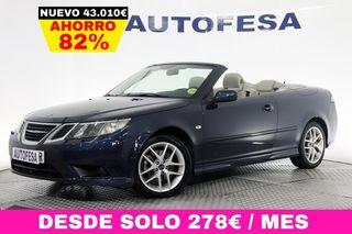 Saab 9-3 Cabrio 1.9 TiD 150cv Vector 2p Auto