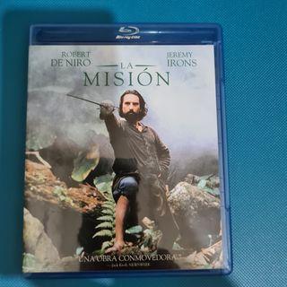 La misión Blu-ray+DVD+Libreto