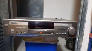 DVD Amplificador de Audio