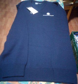 jersey azul marino ayuntamiento valladolid