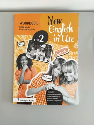 NEW ENGLISH IN USE 2 ESO WORKBOOK + LANGUAGE BUILD