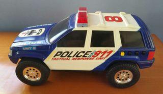 coche policia usa