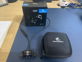 Auriculares bluetooth soundpeats q22.
