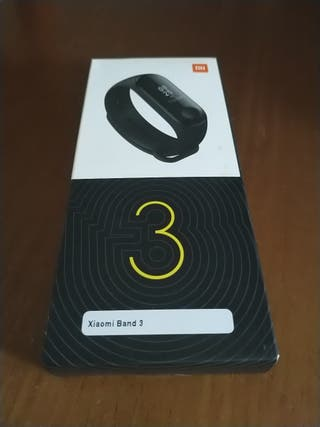 Xiaomi Band 3 smartwatch