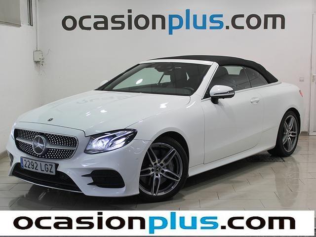 Mercedes-Benz Clase E 300 Cabrio 180 kW (245 CV)