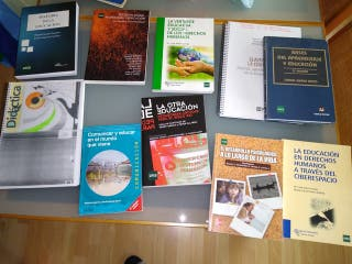 Libros Educación social uned