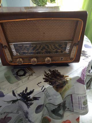 radio antiguo no funciona