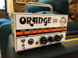 Amplificador de guitarra Oranje