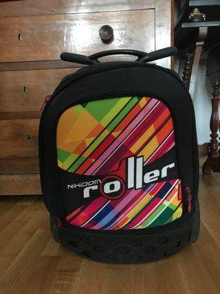 Mochila de ruedas roller
