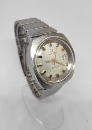 vintage , reloj Certina Automático coleccion