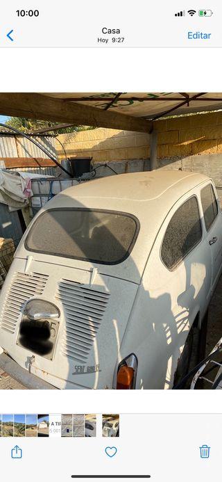 SEAT 600E 1980