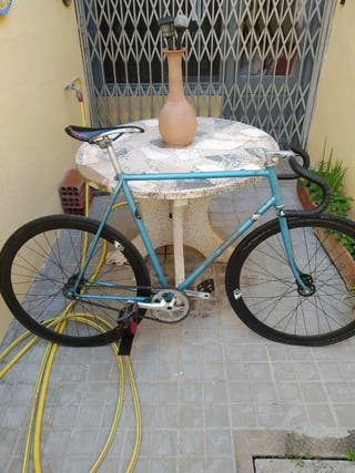 Bici Jacques Anquetil fixie