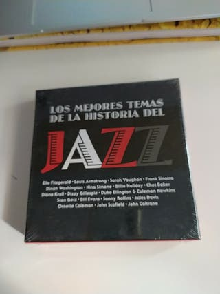 Los mejores temas del jazz (05 CDs)