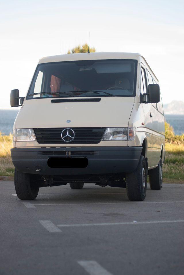 Mercedes-Benz Sprinter 312d 4x4