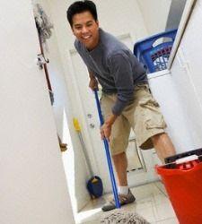 Hago limpieza