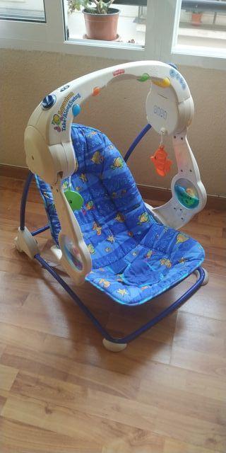 Hamaca mecedora de bebé Fisher Price